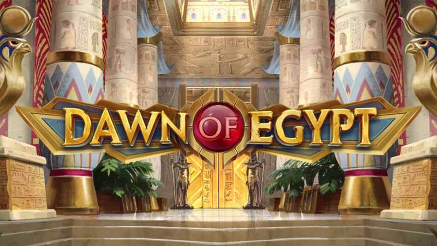 Dawn of Egypt Videoslot