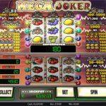 Mega Joker Slot by NetEnt