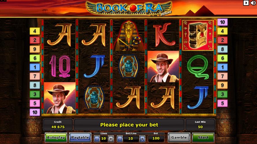 Book of Ra Slot